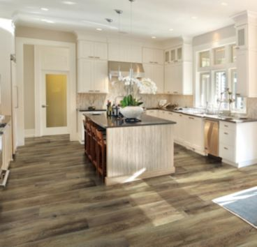 Love The Look Of Hardwoods But Need Something Durable And