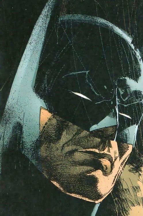 Batman - Bill Sienkiewicz