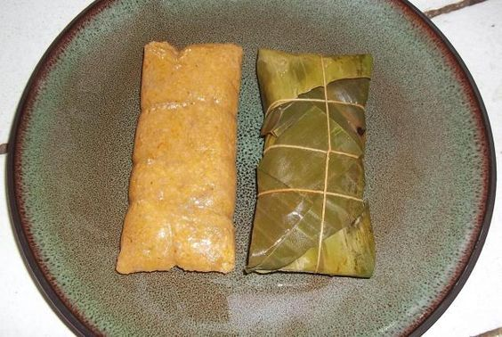Step Recipe for Perfect Pasteles | Recipe | Green Banana, Pastries ...