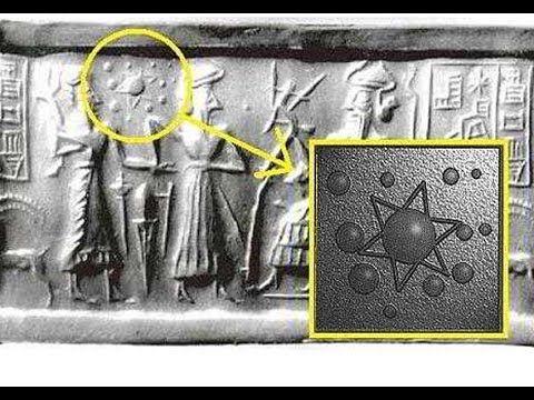 لغز الانوناكي وحظارة السومريين في بلاد الرافدين او الذين هبطوا من من كوكب نبيرو غموض 2020