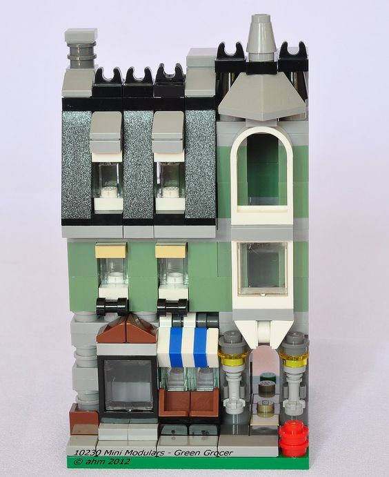 Lego 10230 Mini Modulars | Flickr - Photo Sharing!
