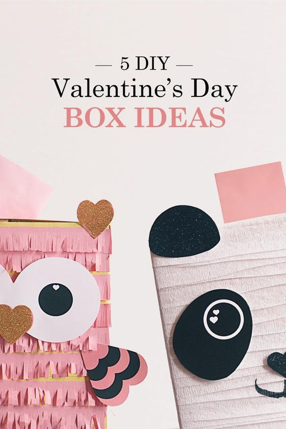 Valentine's Day is not only a day of romance between you and your significant other, but it's also a special day for kids to celebrate love and friendship. If you're looking to create a fun Valentine's Day box, but don't want the hassle of a big clean-up or purchasing the supplies, download our printables and use materials you probably already have around the house!