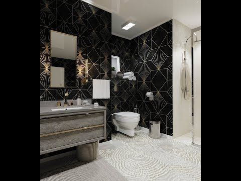Bathroom Design Modeling Tutorial In 3ds Max Corona Render Youtube In 2020 Modern Bathroom Design Grey Bathroom Design Marble Bathroom Designs