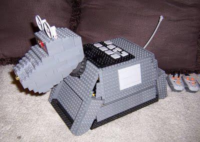 Lego K-9 #doctorwho