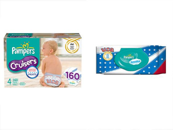 Adorable! Team USA diapers!   http://www.people.com/people/package/gallery/0,,20612225_20612722,00.html#21187304