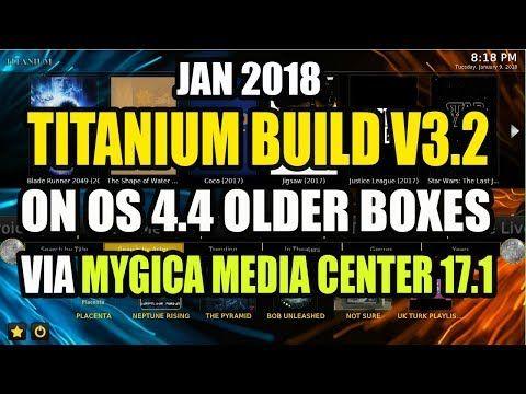 Titanium Build V3 2 On Android Os 4 4 Via Mmc 17 1 Aka Mygica