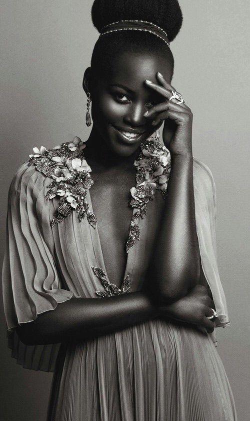 Imagem via We Heart It #actress #bae #beautiful #beautyqueen #lupitanyong'o