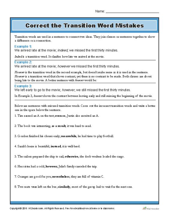 introduction paragraph examples 5th grade