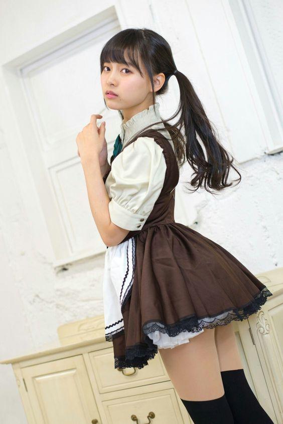 制服女僕裝美少女》#Cute #Girl #Pretty #Girls #漂亮 #可愛