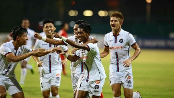 Welcome to Sport Theatre: Fazli Jaffar swipes victory for Warriors FC with l...