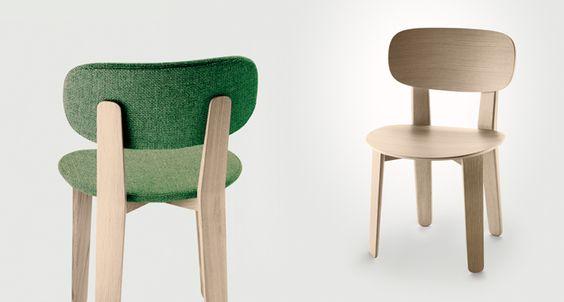 Samuel Accoceberry triku chair.