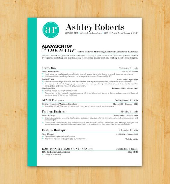 Custom resume services