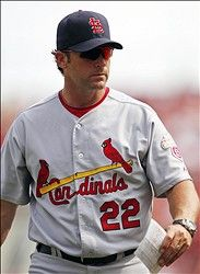 Manager Mike Matheny- pics of him never get old :)) 8-26-12