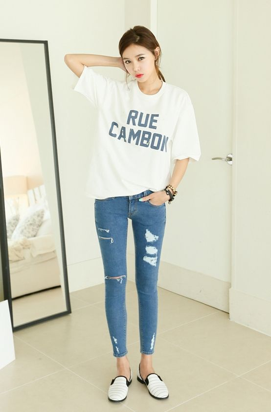 Kfashion Summer2015 Asianfashion Itsmestyle S S 2015 Pinterest Casual Ulzzang And
