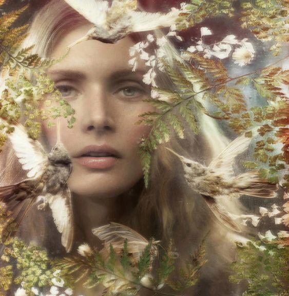 Malgosia Bela for Vogue Turkey