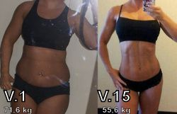 Muffintop-less is the most motivating blog with AMAZING workout tips for women. She explains why you might not be seeing results, how to change up your routine, and fallacies about using light weights and more! ♥