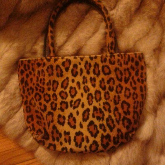 Leppard bag small Leppard bag Bags Mini Bags