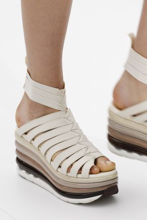 Surprisingly Cute Platform Summer Shoes