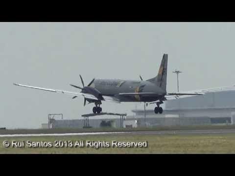 VIDEO: West Air Europe Cargo British Aerospace ATP(F) LX-WAO (cn 2043) - YouTube