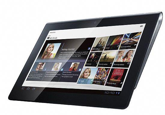 Sony lança tablet e linha com  três novos smartphones no Brasil.