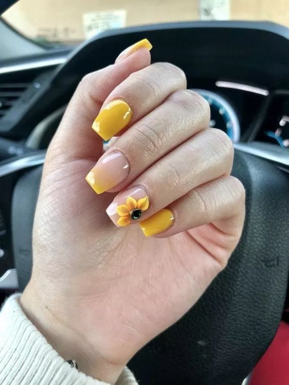 5 Amazing Yellow Nail Art Designs Color Combos For 2020 Take A