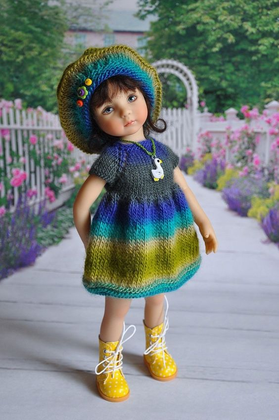 OOAK Outfit for Dolls Little Darlings Effner 13 034 | eBay: