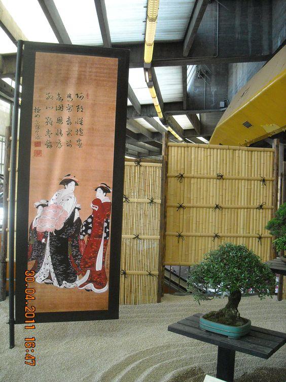 Euroflora 2011 - area Bonsai