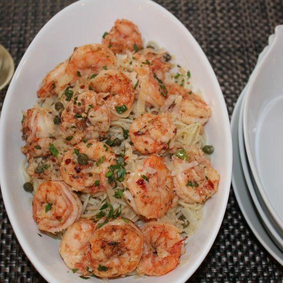 Emeril's Shrimp Scampi | Emerils