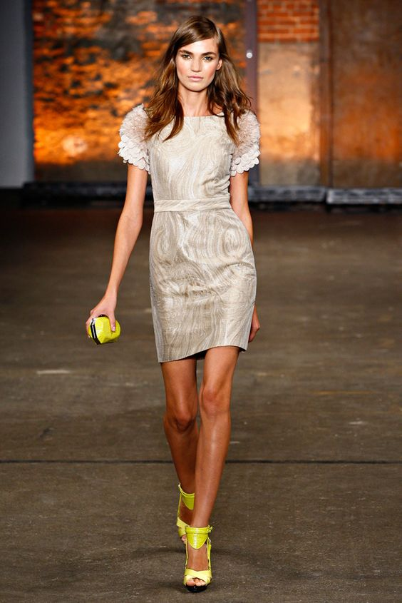 Christian Siriano | Spring 2012 Ready-to-Wear Collection | Style.com