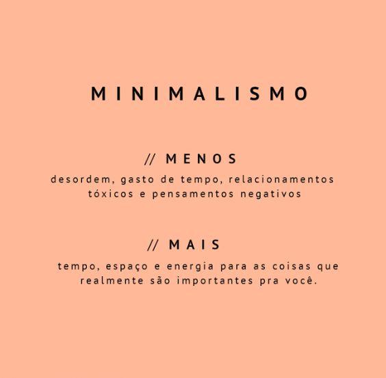 Uma Garota Chamada Sam: Vamos falar sobre Minimalismo