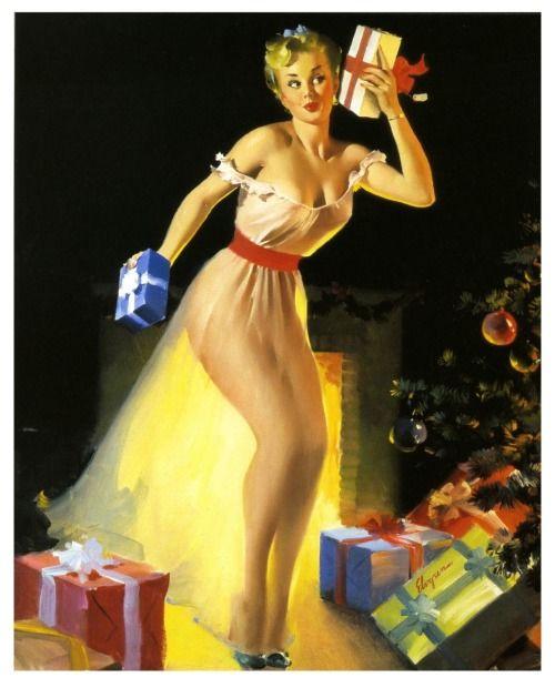 A Christmas Eve (Waiting For Santa)