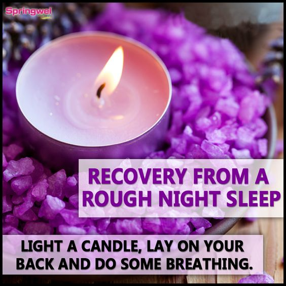 Having trouble sleeping? No need to worry about this, here are some tips on how to recover rough night sleep.. #BadSleep #sleepDeprivation