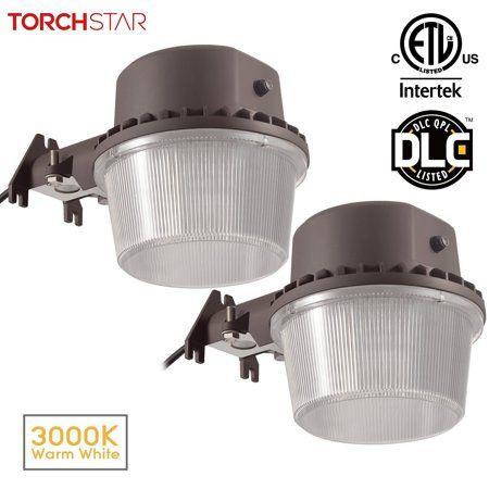 Torchstar 2 Pack Barn Light Led Yard