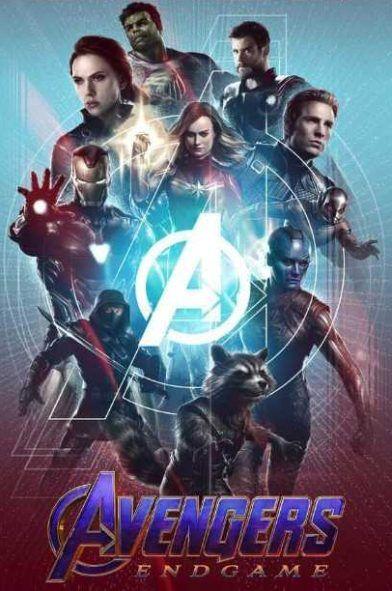 Avengers Endgame 2019 Bluray 480p 720p 1080p Dual Audio Hindi