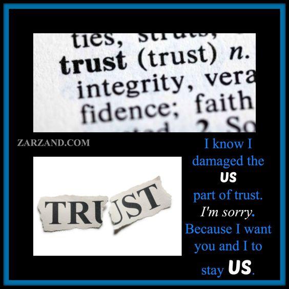#Apologies #SayingImSorry #Trust ZARZAND.com