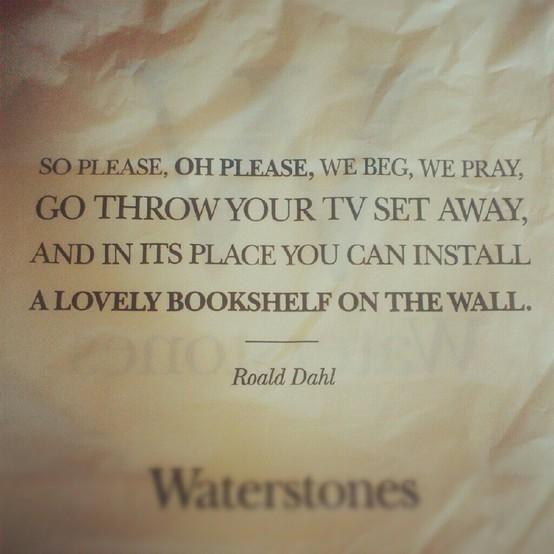 Roald Dahl = genius
