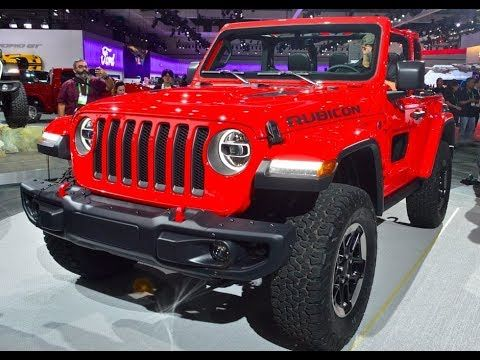 2019 Jeep Wrangler Unlimited Rubicon Lifted Jeep Rubicon Unlimited