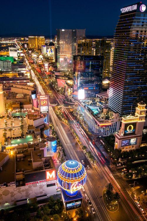 Las Vegas @ Night: