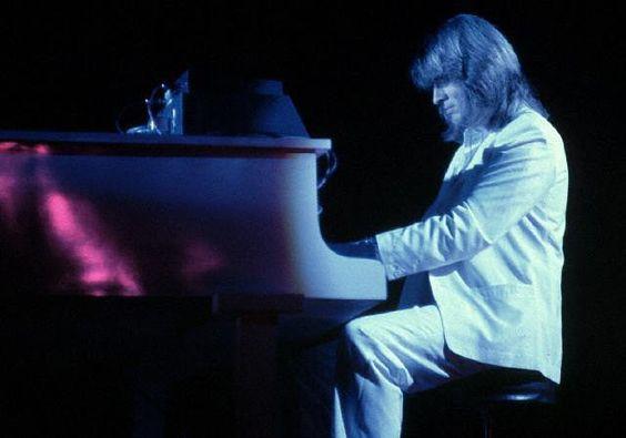 John Paul Jones - Knebworth, 1979.