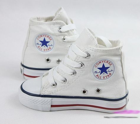Converse Baby und Kinderschuhe All Star Canvas Sneakers zum