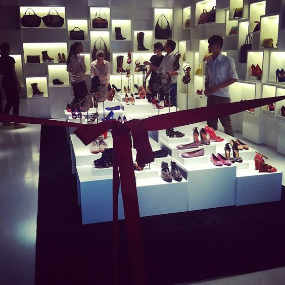 Welcome Schutz!  Love this store in NYC!!!