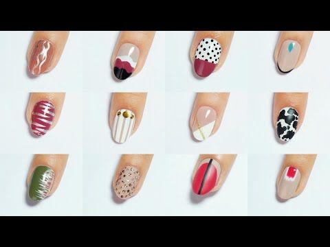 Easy New Nail Art 2019 Best Nail Art Designs Compilation New