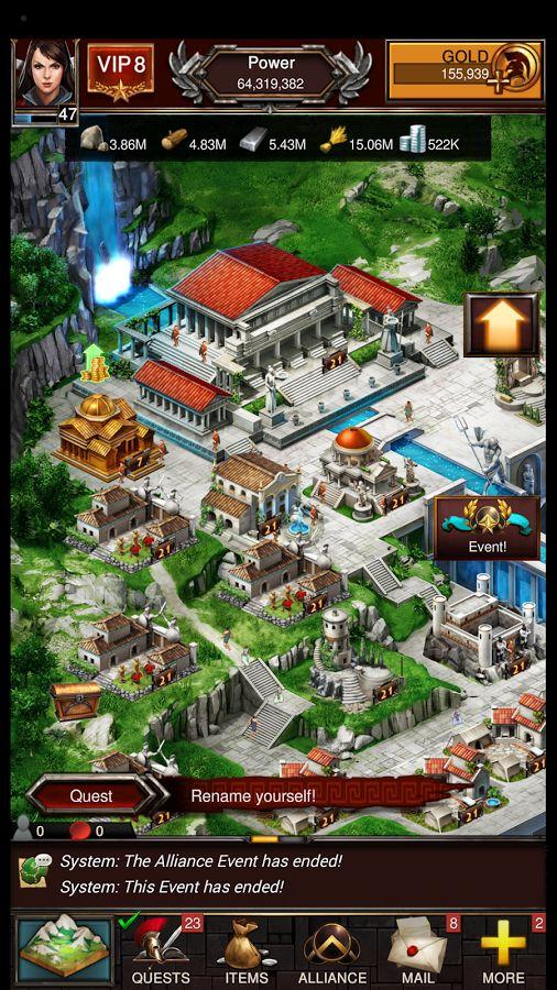 Game of War - Fire Age : Game of War - Fire Age!