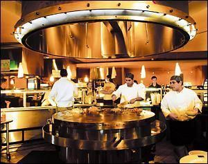 """Chefs at """"The 8."""""""