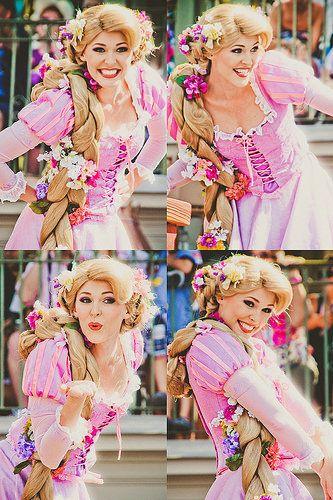 Rapunzel she's so cute I'm pretty sure I'm secretly her inside