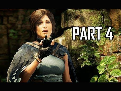 shadow of the tomb raider ps4 gameplay
