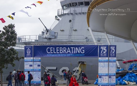 2016 year marks the 75th Anniversary of the foundation of our Navy.        The Royal New Zealand Navy - 75 Anniversary ... 24  PHOTOS        ... Ships from Australia, Canada, Cook Islands, Chile, China, India, Indonesia, Japan, Samoa, Singapore, South Korea, Tonga, and the United States arrived to Auckland helping the Navy to celebrate its milestone.        Read original article:         http://softfern.com/NewsDtls.aspx?id=1117&catgry=7            #HMNZS Otago, #HMNZS Endeavour, #HMNZS…