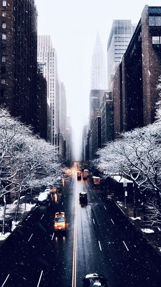 The 50 Best Free Winter Wallpaper Downloads For Iphone Winter Wallpaper Free Winter Wallpaper New York Wallpaper