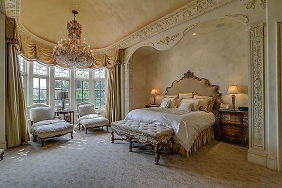 Romantic Master Bedrooms Endearing Design Decoration