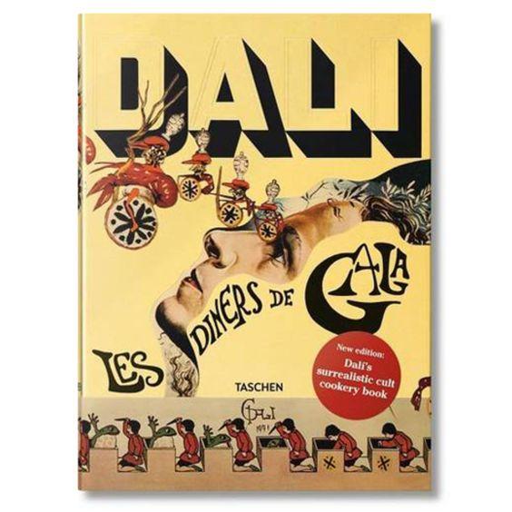 Dalí: Les Dîners de Gala  by Taschen